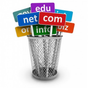 Domain names and website addresses.