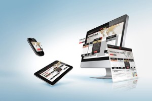 Responsive user friendly website design.