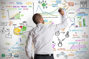 Business planning and outsourcing.