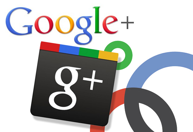 Google+ social network, connect with your circles.