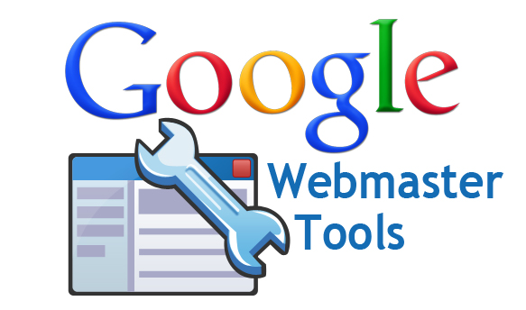 Google webmaster tools for website SEO.