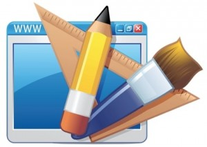 Tools for web design.