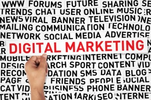Online marketing and business benefits of social media.