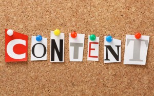 The importance of quality website content creation for SEO.