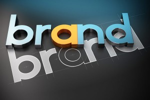 Branding your company for marketing and sales.