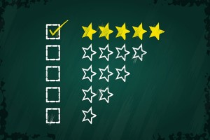 Customer reviews and feedback ratings.