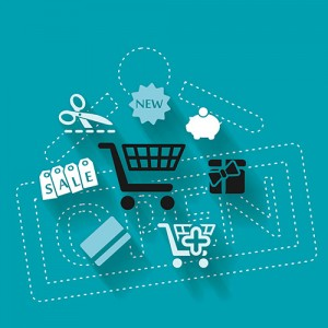 Online shopping cart for ecommerce websites.