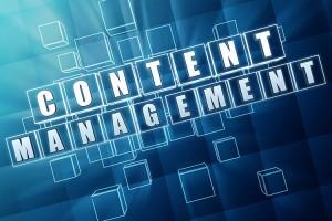 Content management system for self managed websites.