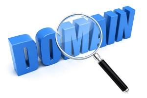 Domain names.