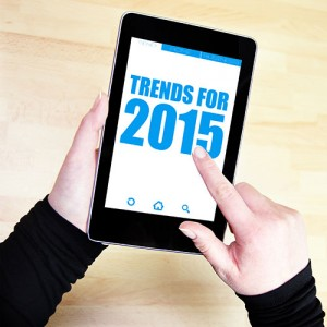 Trends for 2015.