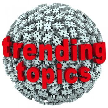 Hot social media trends 2015.