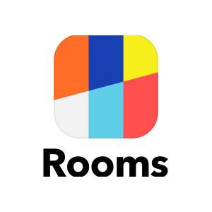 Facebook room application.