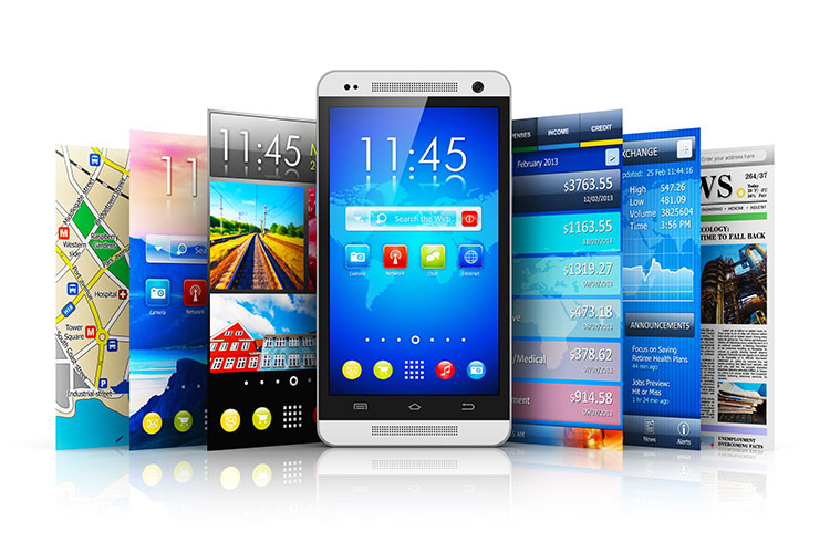 Business opportunities with mobile apps.