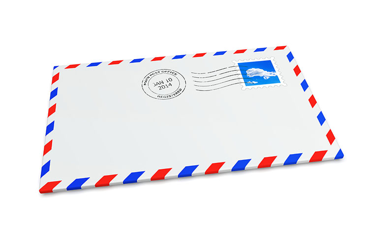 Direct mail marketing campaigns.
