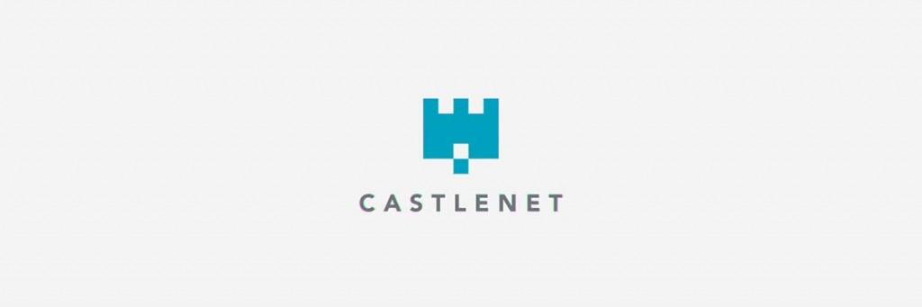 Castlenet logo.