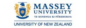 Massey university logo.