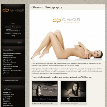 customer website portfolio.