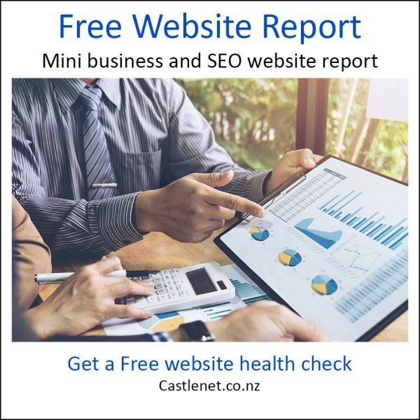 Website healthcheck