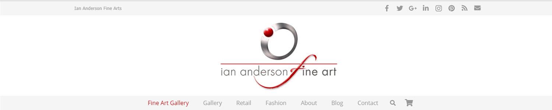 Ian Anderson fine art gallery