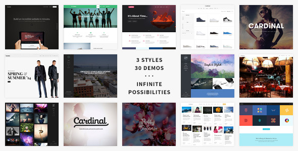 web design theme templates.